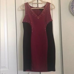 Dress in very good condition.